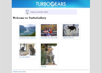 Rotate photos in TurboGears