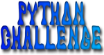 Python Challenge